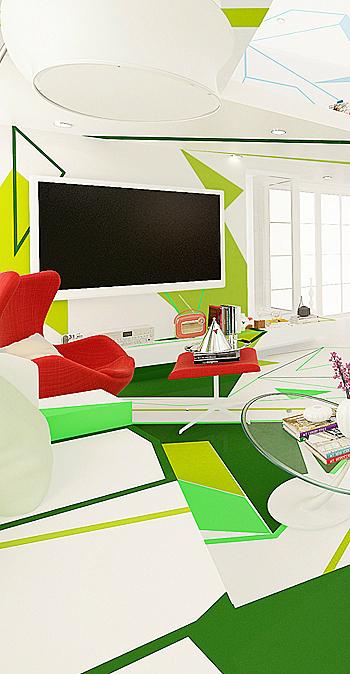 Expressionism interiors 18