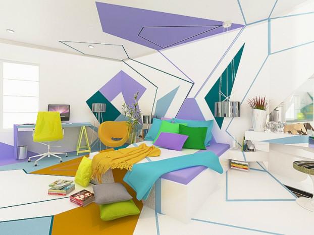 Expressionism interiors 25