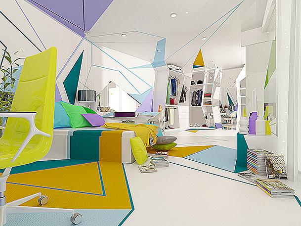 Expressionism interiors 26