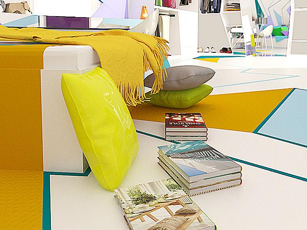 Expressionism interiors 29