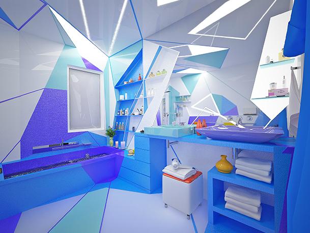 Expressionism interiors 31