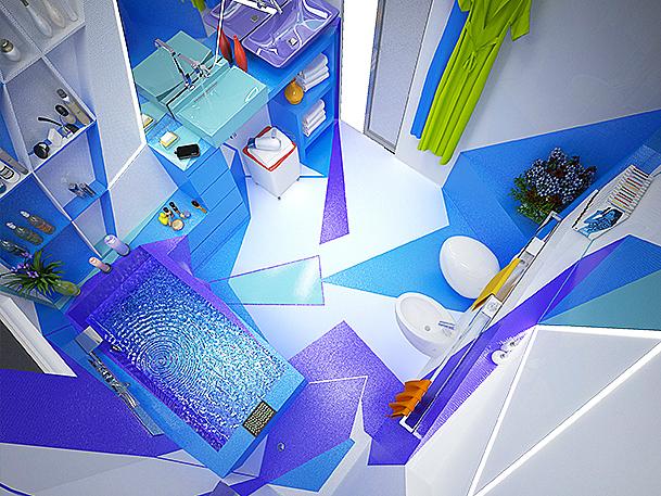 Expressionism interiors 32