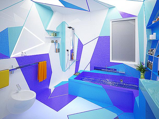 Expressionism interiors 34