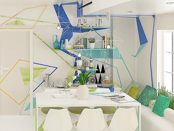 Expressionism interiors 9