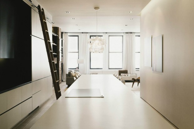 minimal kitchen by raad