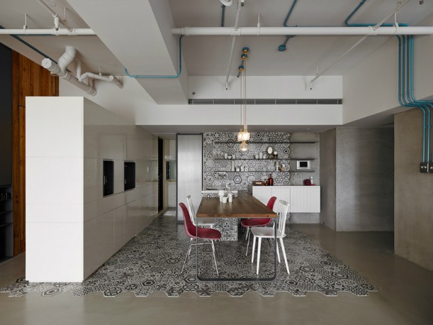 Masculine Apartment With Outstanding Design 4