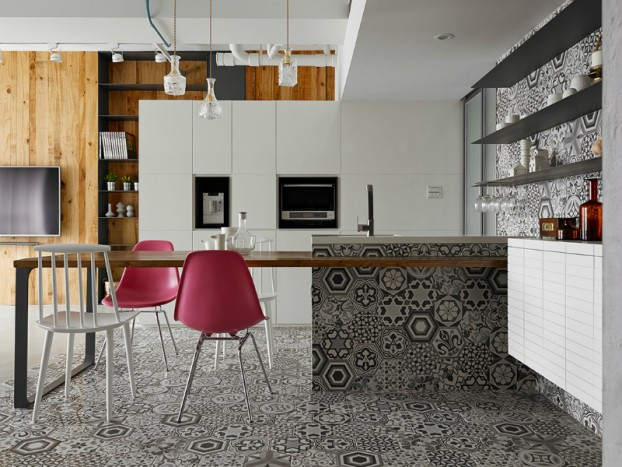Masculine Apartment With Outstanding Design 5