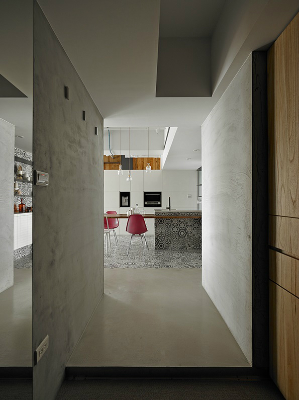 Masculine Apartment With Outstanding Design 6