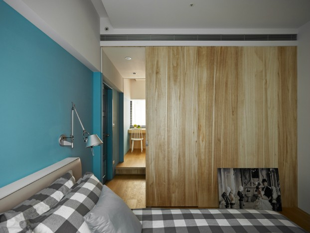 Masculine Apartment With Outstanding Design 7