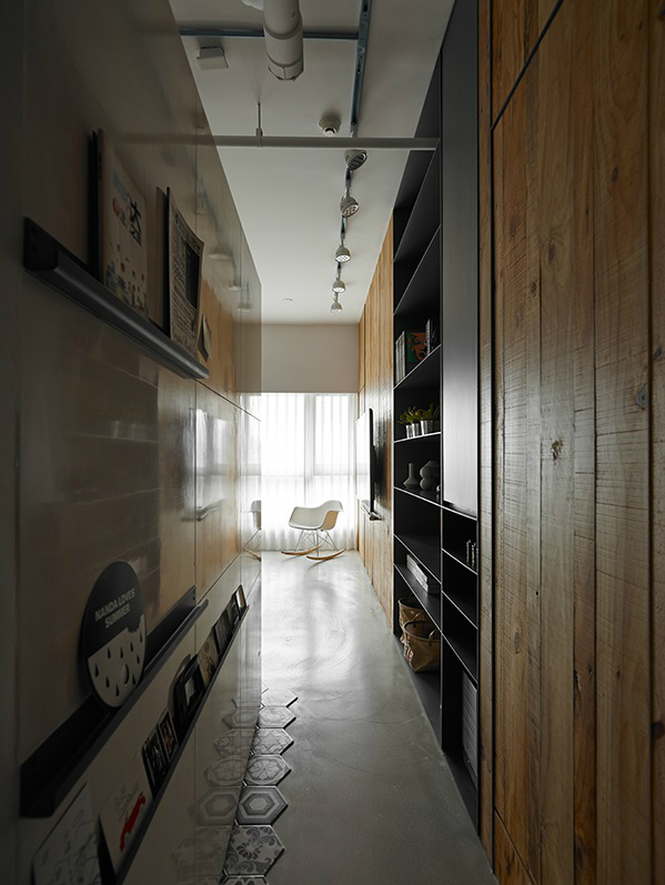 Masculine Apartment With Outstanding Design 8