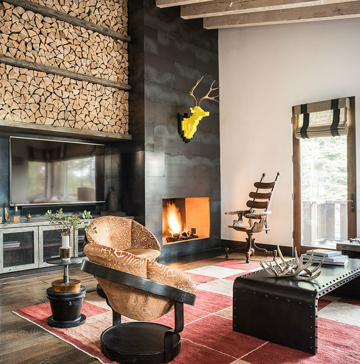 A Fun and Hip Ski Retreat in Tahoe 3