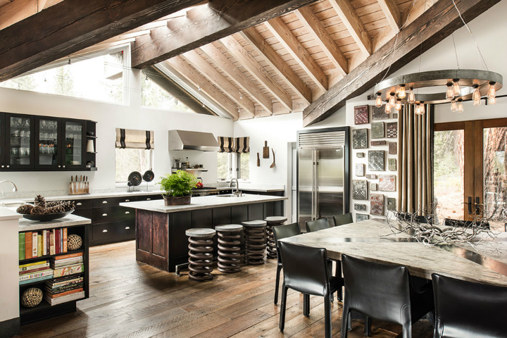 A Fun and Hip Ski Retreat in Tahoe 6