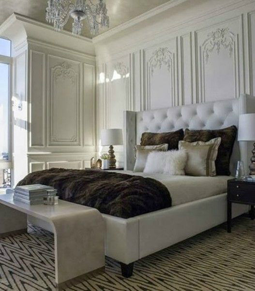 10 awesome classic master bedroom designs decoholic for Modern classic bedroom designs