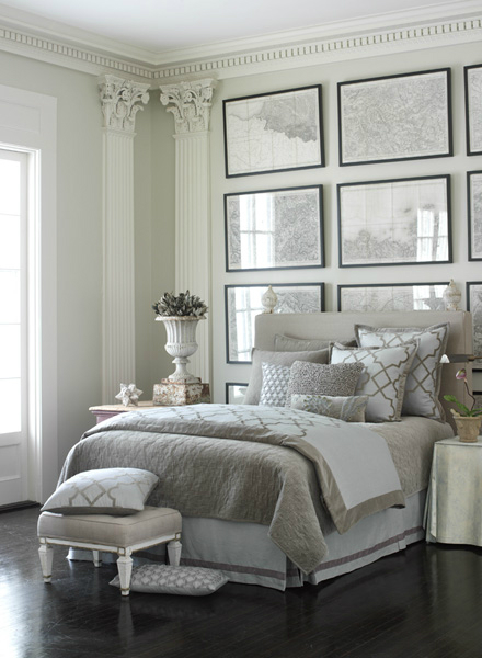 Classic Master Bedroom Design 2