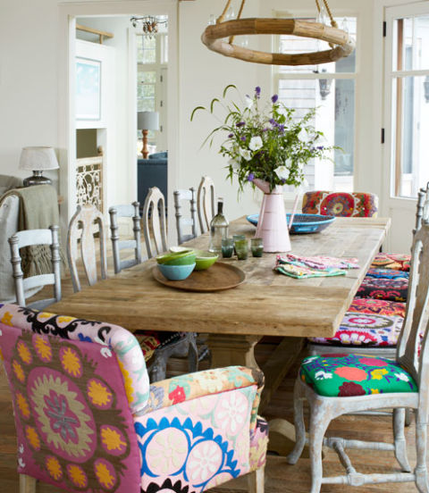 country dining room with character 5