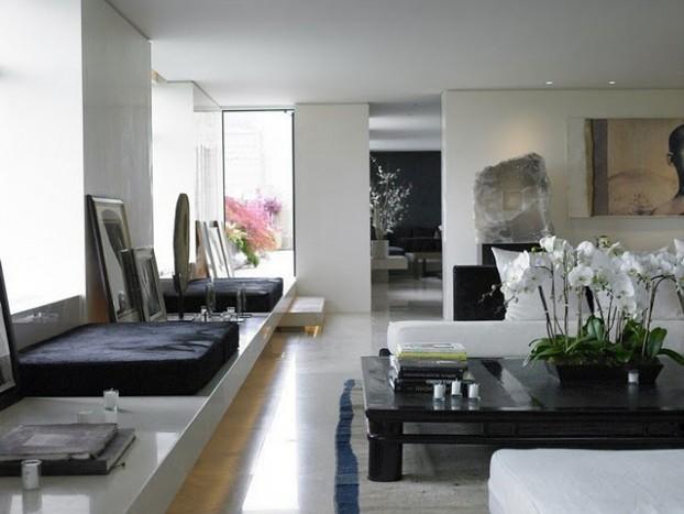 Donna Karan's home