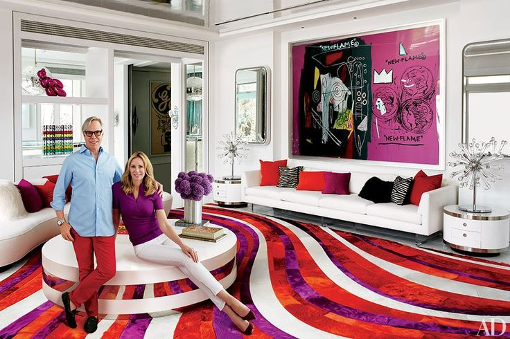 23 Fashion Designers & Their Homes - Decoholic