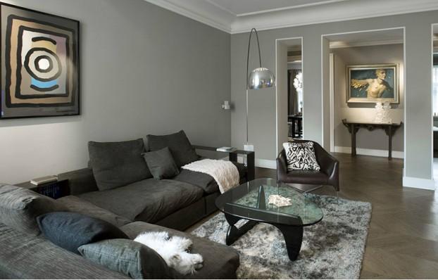 italia gray living room