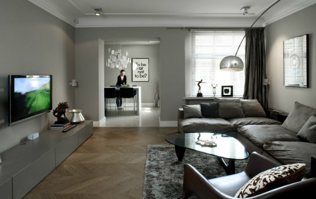 Italian Spirit living room