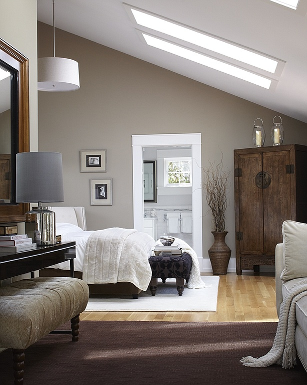 How To Make A Small Bedroom With Low Ceiling Look Larger And More