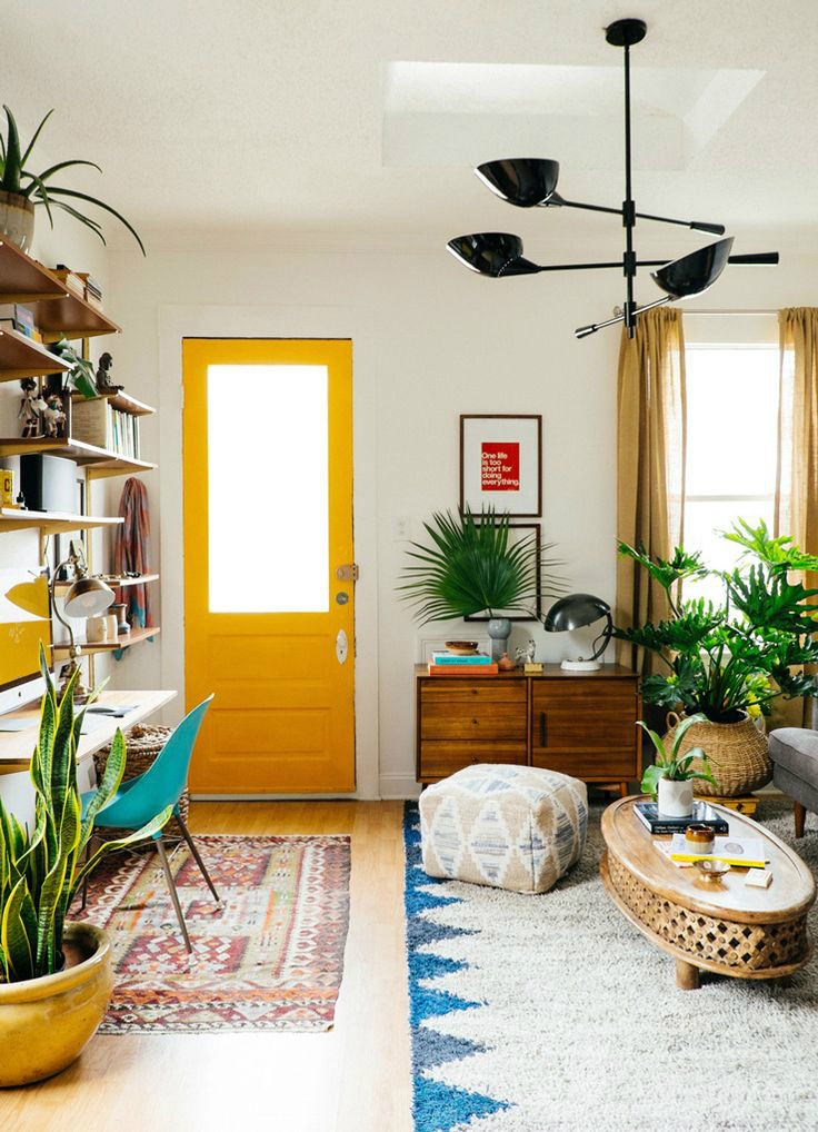 Tips for living in small spaces decoholic for 100 sq ft living room