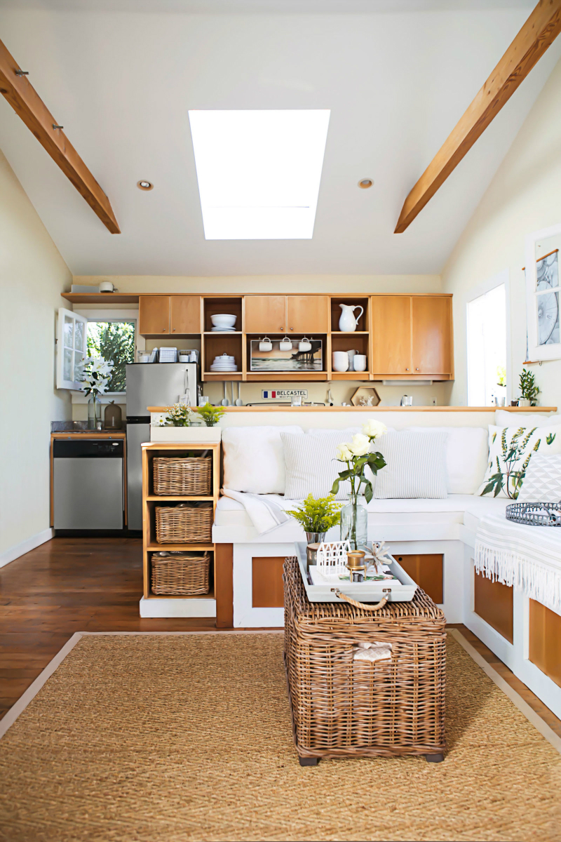 Tips for living in small spaces decoholic for Small space homes