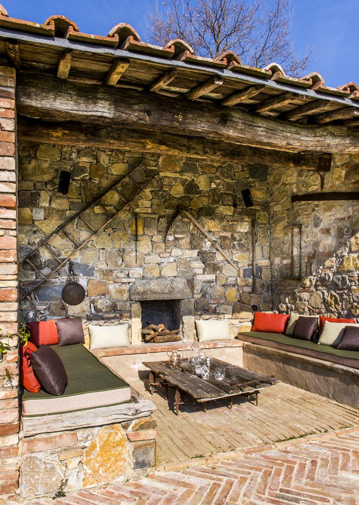 Toscane home