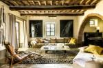 Toscane home interior