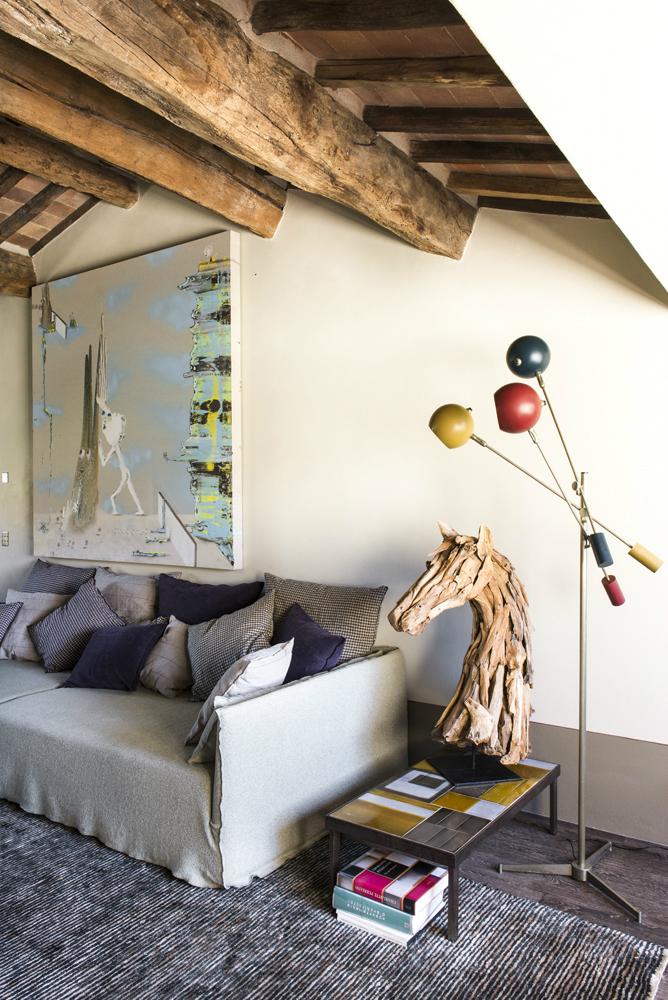 Toscane home interior 19