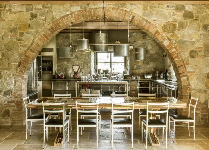 Toscane home interior 6