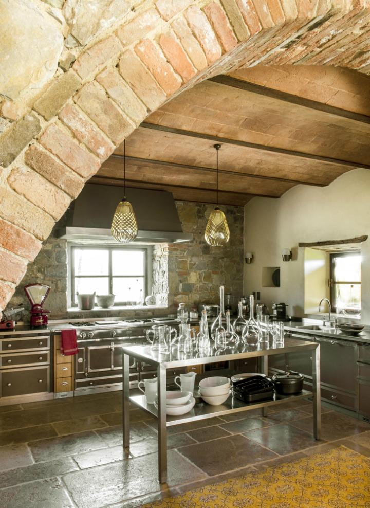 Toscane home interior 8
