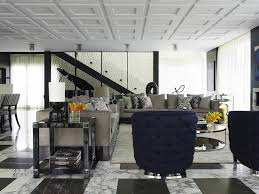 Contemporary House In A Palette Of Predominantly Black And White 3