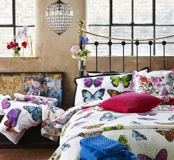 4 Stylish Bedroom Looks 2