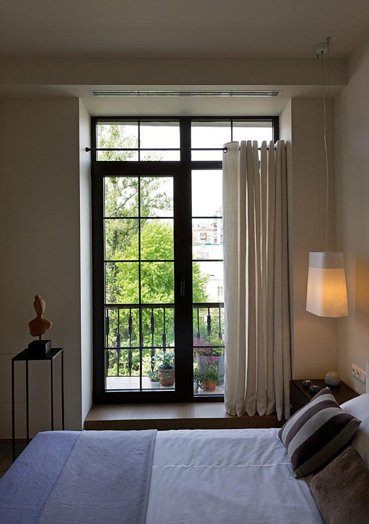 Contemporary Small Apartment Design 10