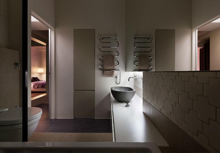 Contemporary Small Apartment Design 13
