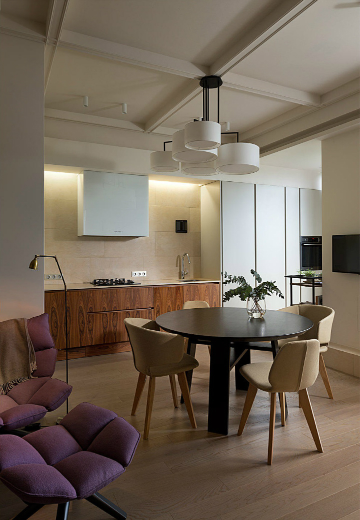 ... Contemporary Small Apartment Design 5 ...