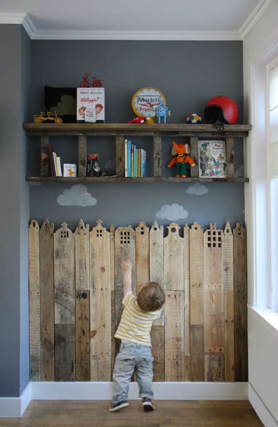 Gray Boysu0027 Room Ideas 12