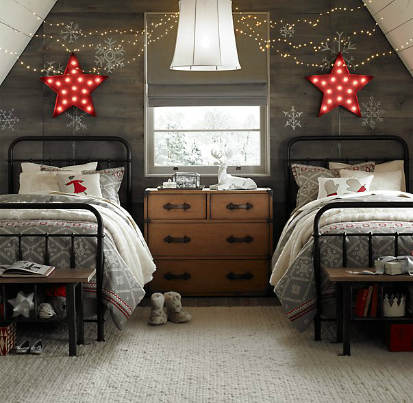Gray Boys' Room Ideas 17