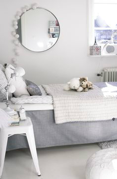 Gray Boys' Room Ideas 34