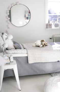 Total Gray Boys' Room Idea