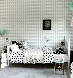 Gray Boys' Room Ideas 43