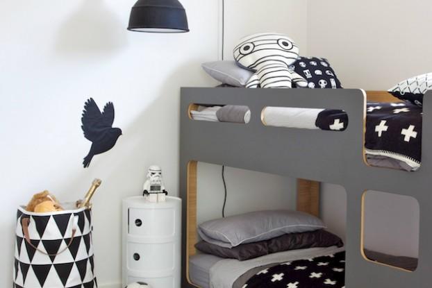 Gray Boys' Room Ideas