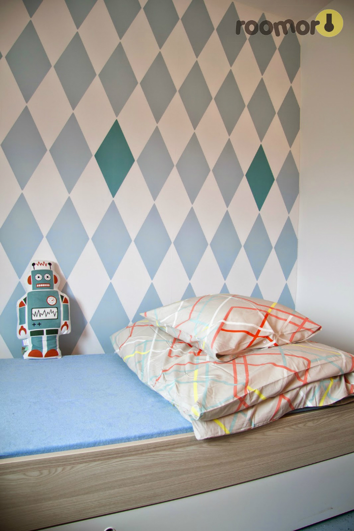 Gray Boys' Room Ideas 60