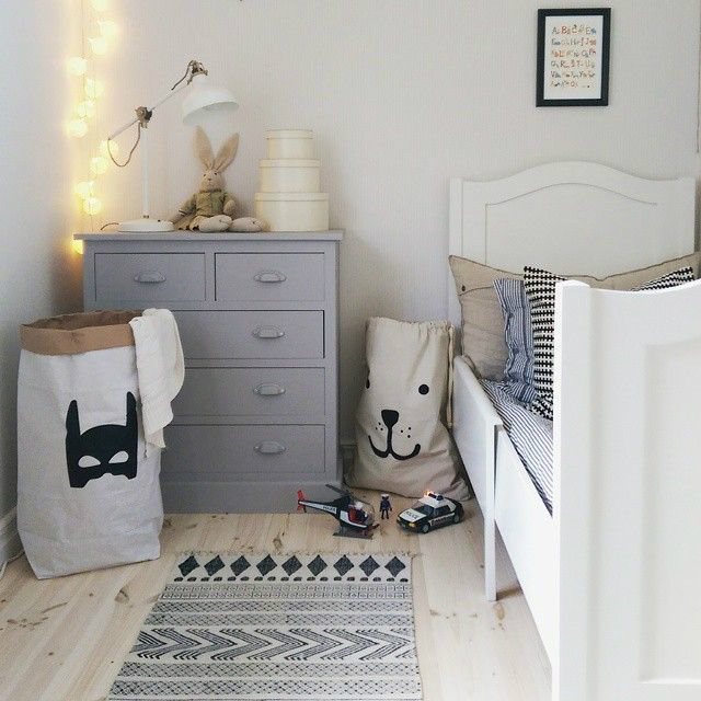 Gray Boys' Room Ideas 62