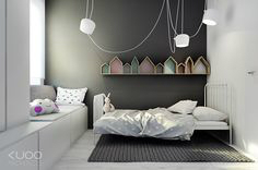 Gray Boys' Room Ideas 64