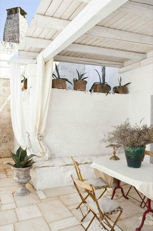 Beautiful Masseria Potenti 11