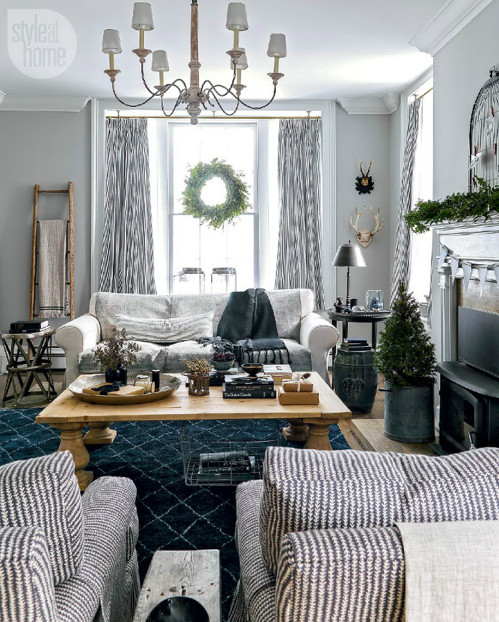 21 Fabulous Rustic Glam Living Room Decor Ideas: Rustic Nordic Interiors With Character