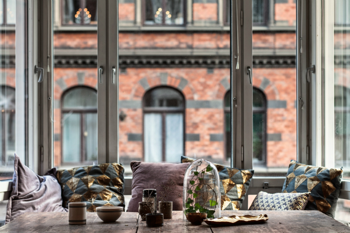 Scandinavian Sophisticated Apartment 2