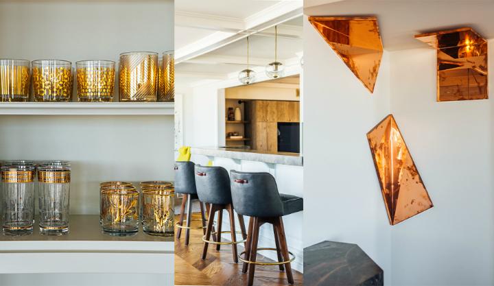 contemporary elegant bold house interiors 11
