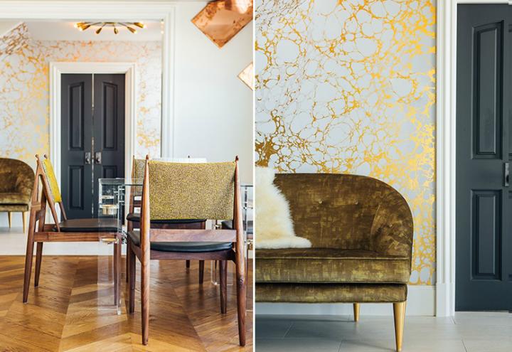 contemporary elegant bold house interiors 12